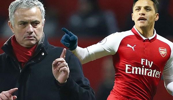 Jose Mourinho Isyaratkan Manchester United Untuk Rekrut Alexis Sanchez
