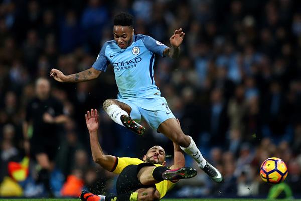 Laporan Pertandingan Sepakbola Manchester City VS Watford FC