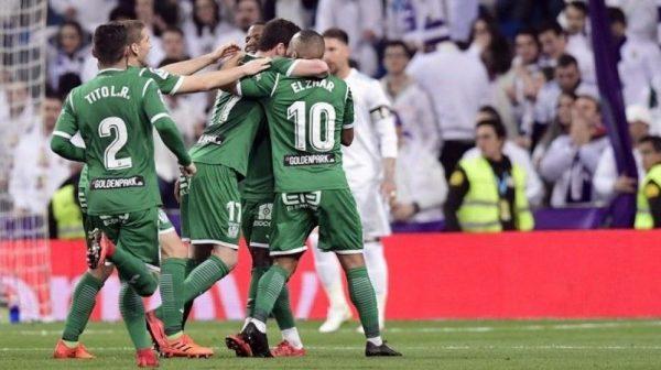 Real Madid Disingkirkan Oleh Leganes Dari Copa del Rey