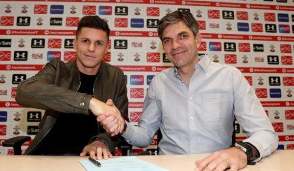 Southampton Resmi Umumkan Kedatangan Striker Asal Argentina