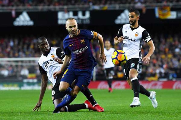 Barcelona Pantas Lolos ke Final Copa del Rey Ungkap Valverde