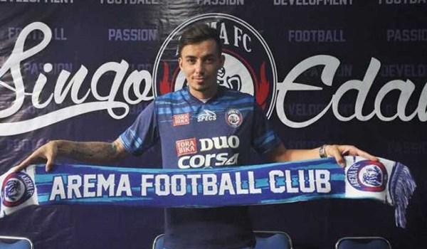 Arema FC Coret Playmaker Rodrigo Santos Ini Alasannya