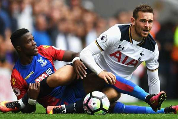 Prediksi Pertandingan Sepakbola Liga Inggris Cystal Palace VS Tottenham