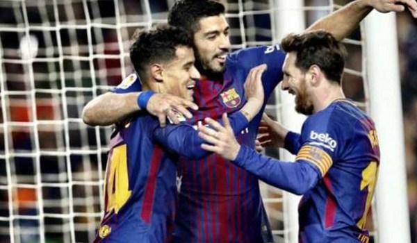 Philippe Coutinho Mulai Paham Permainan Lionel Messi dan Luis Saurez