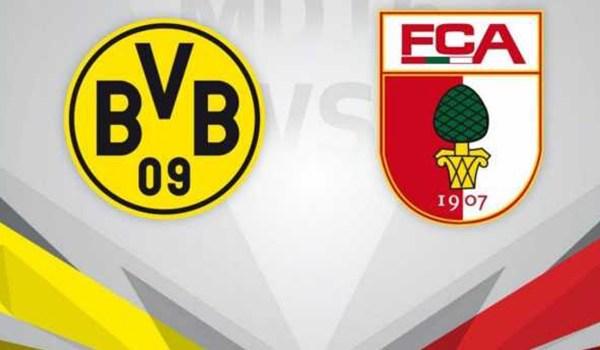 Prediksi Pertandingan Sepakbola Borussia Dortmund VS Augsburg
