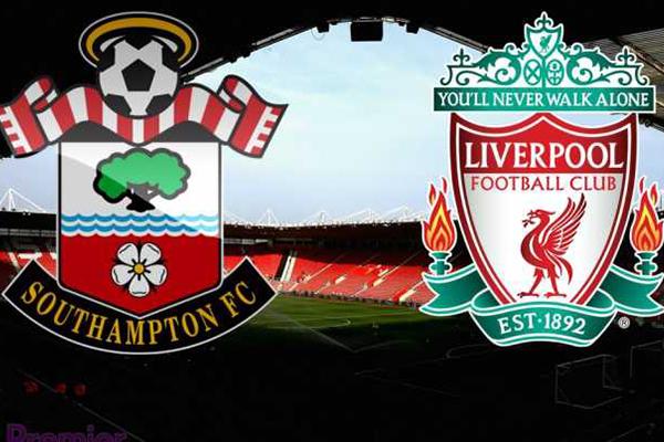Prediksi Pertandingan Sepakbola Liga Inggris Southampton VS Liverpool