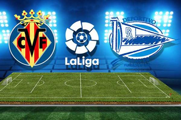 Prediksi Pertandingan Sepakbola La Liga Villarreal VS Alaves