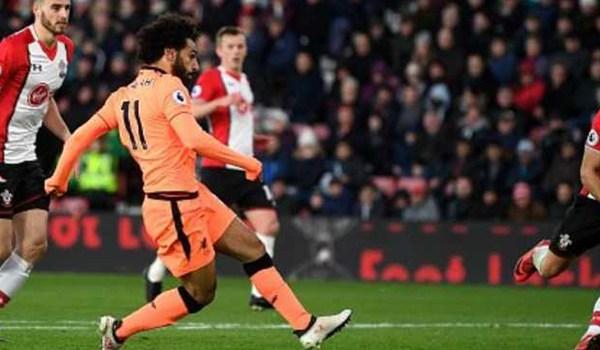 Laporan Pertandingan Sepakbola Liga Inggris Southampton VS Liverpool