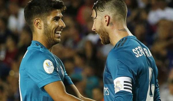 Sergio Ramos Ingatkan Presiden Madrid Soal Asensio