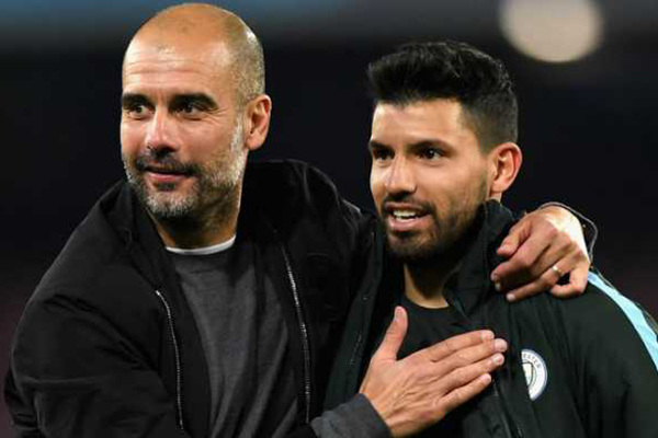 Pep Sanjung Sergio Meski Tak Cetak Gol Bagi Manchester City