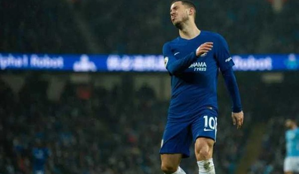 Eden Hazard Kesal Dan Kritik Taknik Antonio Conte Kontra City