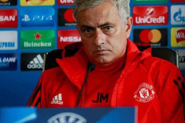 Manchester United Bukan Unggulan di Liga Champions Ungkap Mou