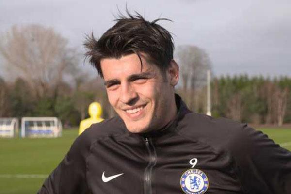 Alvaro Morata Sudah Bugar Untuk Bantu Chelsea Juara