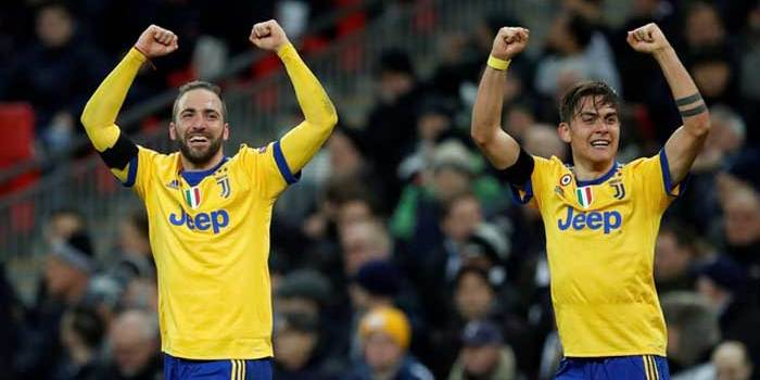 Dybala Sukses Jadi Pahlawan Kemenangan Juventus di Wembley