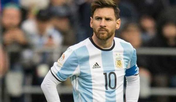 Lionel Messi Mimpikan Angkat Trofi Piala Dunia di Rusia