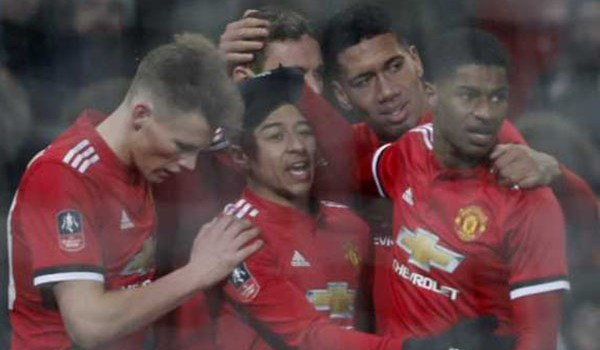 Meski Menang Piala FA Manchester United Tetap Buruk di Liga Inggris