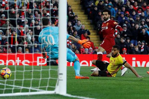 Salah dan Messi Sama Sama Luar Biasa Ungkap Manajer Watford