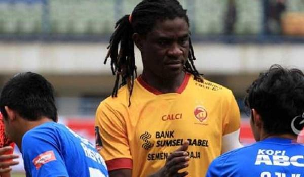 Sriwijaya FC Dikabarkan Akan Perpanjang Kontrak Bio Paulin