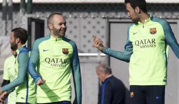 Barcelona Bawa 18 Pemain Hadapi Celta Vigo Minus Empat Bintang