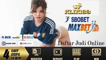 Daftar Judi Online di Bandar Taruhan Bola Terpercaya