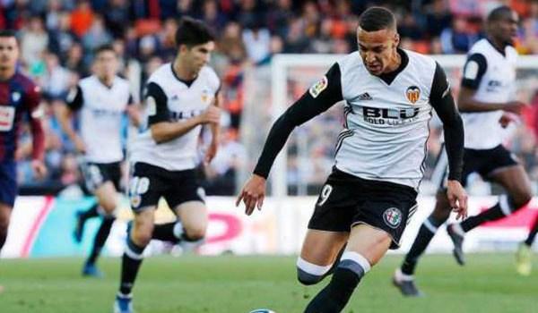Laporan Pertandingan Sepakbola LaLiga Valencia VS Eibar