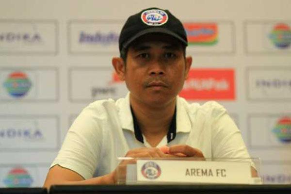 Pelatih Arema FC Ungkap Kelemahan Timnya Saat Dikalahkan Persija