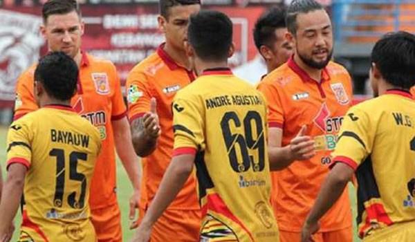 Pelatih Mitra Kukar Akui Timnya Belum Beruntung