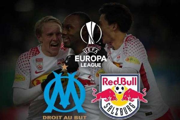 Prediksi Pertandingan Sepakbola Liga Europa Marseille VS RB Salzburg