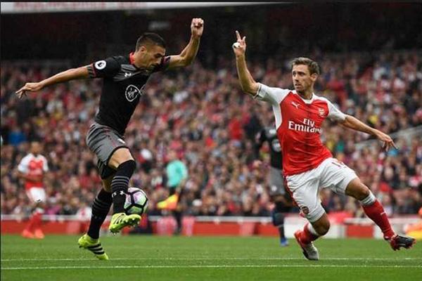 Prediksi Pertandingan Sepakbola Liga Inggris Arsenal vs Southampton