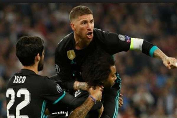 Real Madrid Belum Meraih Apapun Ungkap Sergio Ramos