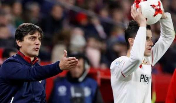 Vincenzo Montella Bangga Sevilla Disingkirkan oleh Favorit Juara