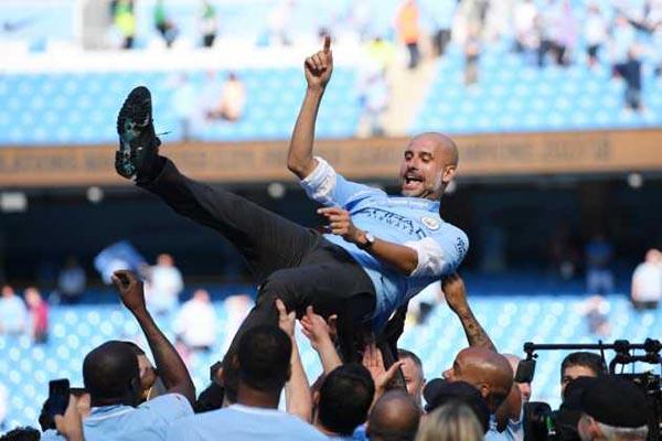 Pep Guardiola Akui Manchester City Tak Punya Tradisi Juara