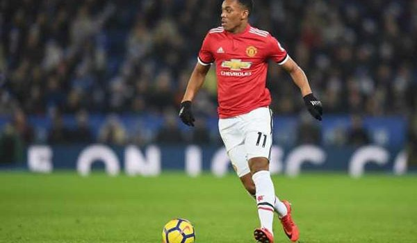 Manchester United Setujui Transfer Anthony Martial ke Juventus