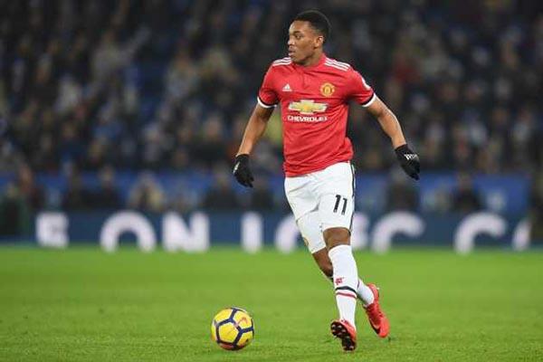 Manchester United Setujui Transfer Anthony Martial ke Juventus