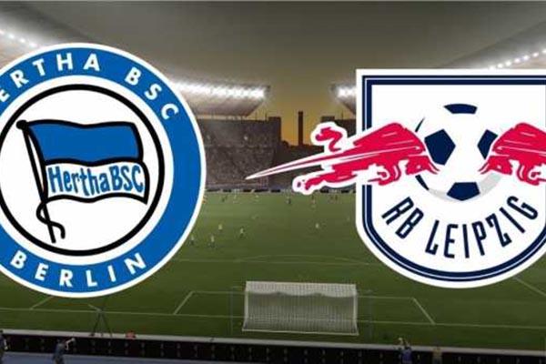 Prediksi Pertandingan Sepakbola Hertha Berlin VS RB Leipzig