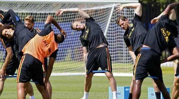 Inggris Kontra Belgia Jadi Laga Antar Pemain Tottenham Hotspur
