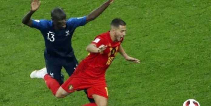 Eden Hazard Kecam Taktik Prancis Usai Belgia Tersingkir