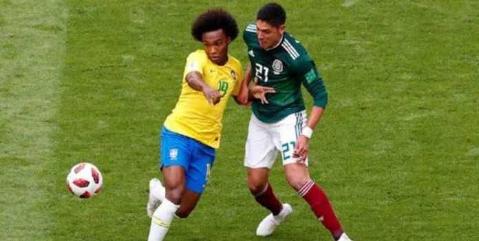 Laporan Pertandingan Brasil VS Meksiko Di Piala Dunia 2018