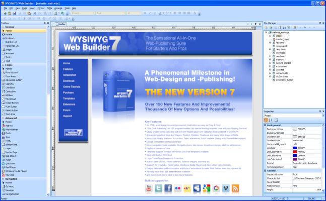 Wysiwyg Web Builder Tutorial Deutsch