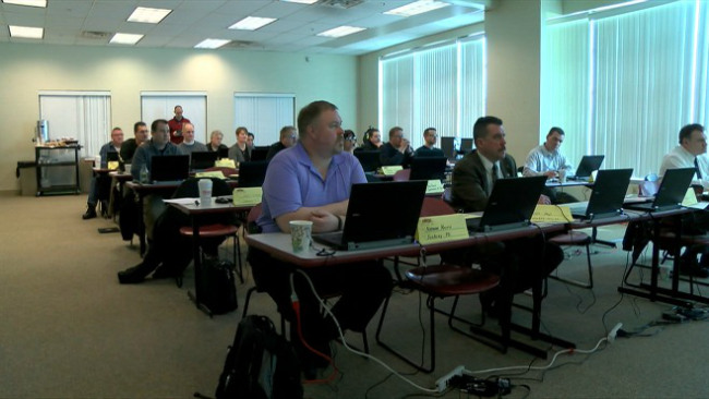 Cyber crime conference teaches local police_32430