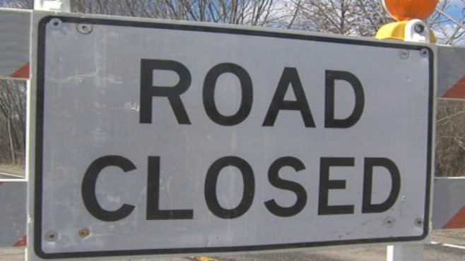 Portion of 422 in Warren to close_35886