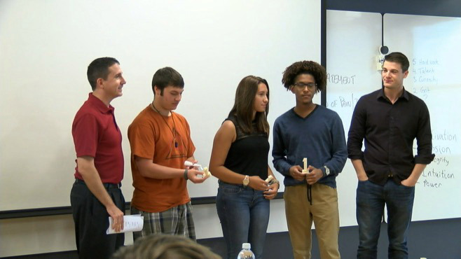 The Youngstown Business Incubator hosted a 3D printing camp_46554