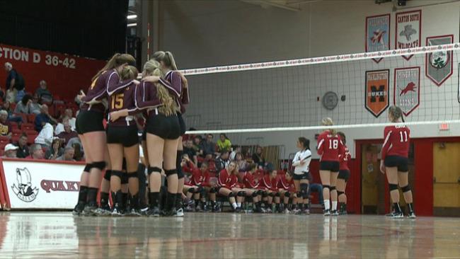 South Range Raiders volleyball_55563
