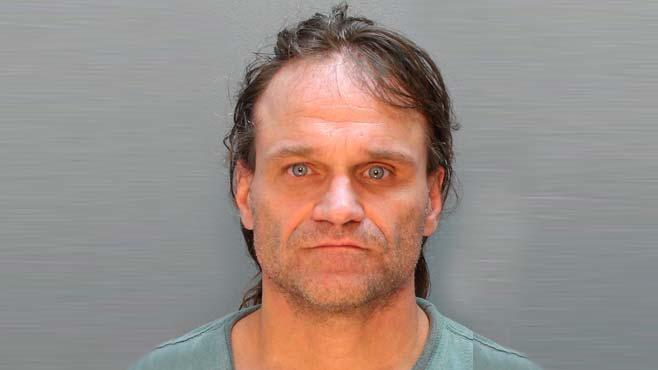 Sharon Police charge man with having suspected heroin materials_58171
