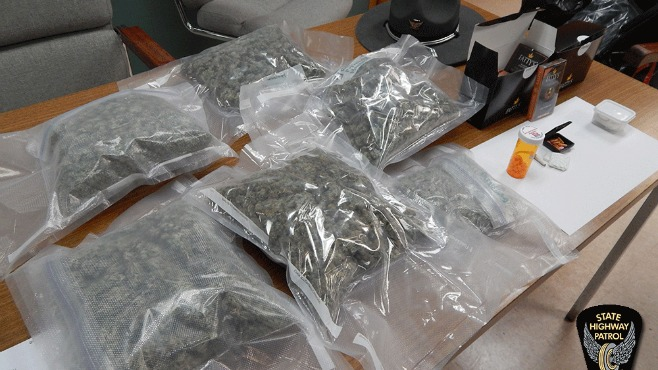 Troopers seize marijuana, Adderall in Erie County traffic stop_67878