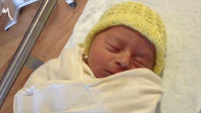 A photo of Youngstown, Ohio baby boy Aiden death by dog_67135