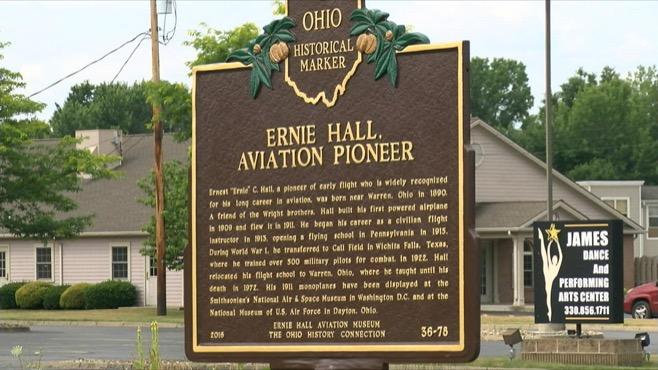 ernie hall aviation museum howland_85307