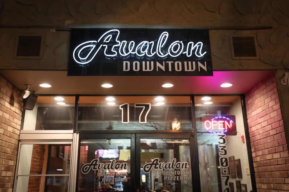Avalon Downtown storefront