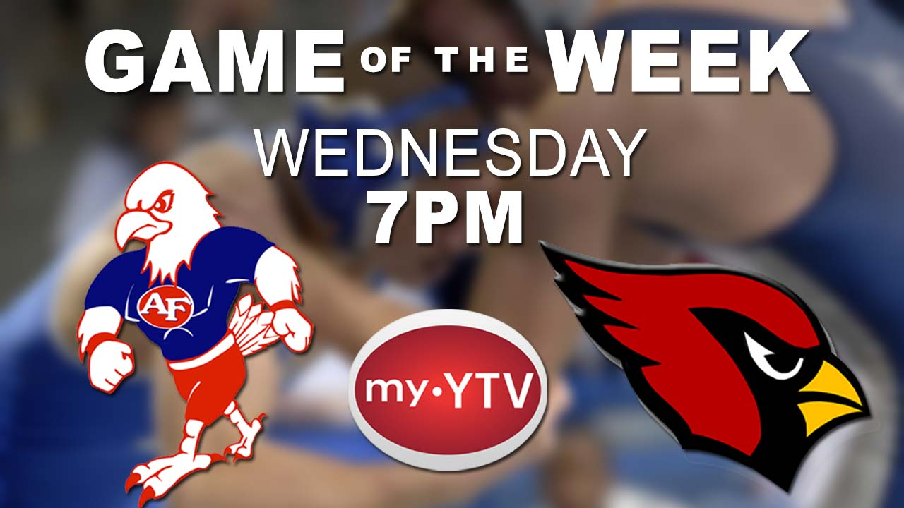 High School Wrestling Game of the Week, Austintown Fitch Falcons vs. Canfield Cardinals