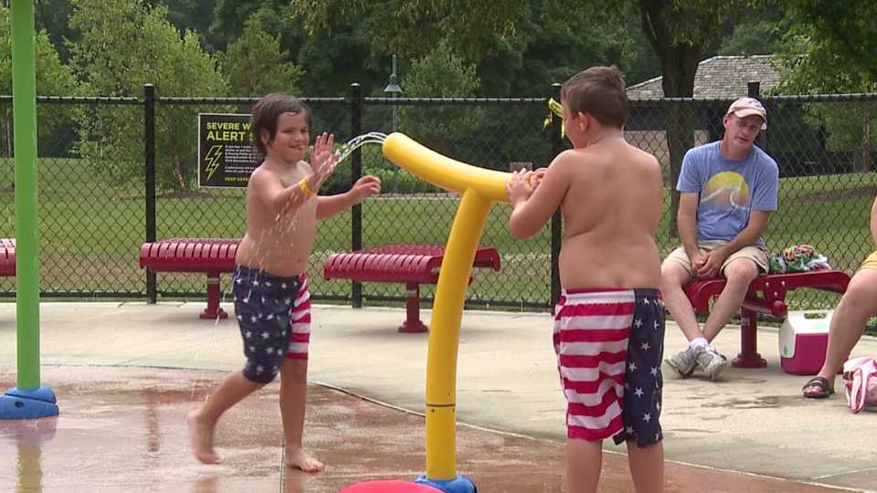 The Splash Pad, Youngstown